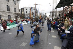 saint patricks day festival 2016 in dublin